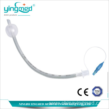 Disposable Reinforced PVC Endotracheal Tube with cuff
